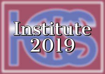 Institute 2019