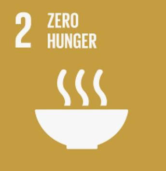 SDG #2 Zero Hunger - June 22 - 26