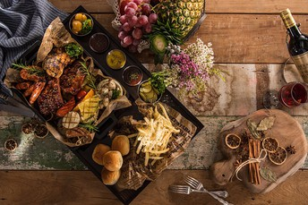 Don't Be Depleted for Your Occasion - Hire a Catering Service to Deliver Food for Your Guests