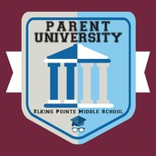 This is a Self-Guided Parent University Workshop!