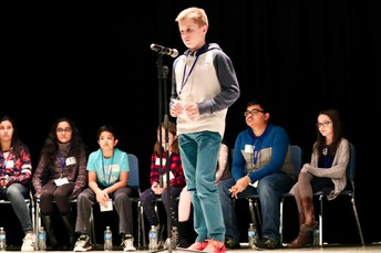 Plum Grove student advances to Scripps National Spelling Bee