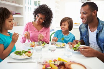 Is eating together important?