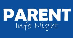 CVH 9th & 10th Grade Parent Night