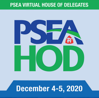 PSEA House of Delegates