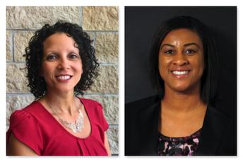 Drs. Rachelle Miller and Nykela Jackson: