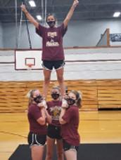 Athletic practices adjust to mask mandates