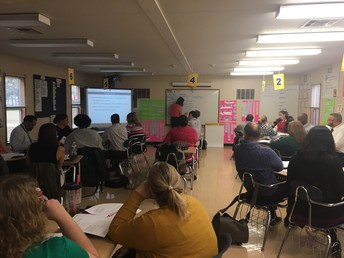 Math Teachers Plan Using E.U.'s