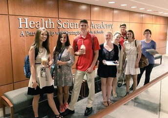 Health Sciences Academy at Mercy Hospital