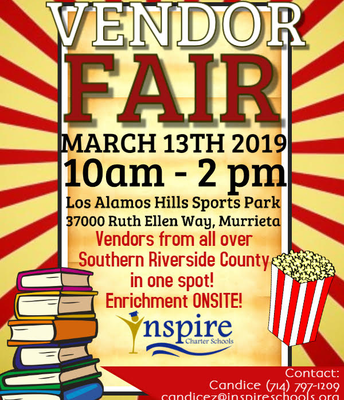 Murrieta Vendor Fair