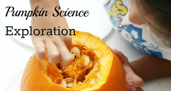 TONIGHT is Pumpkin Science Night