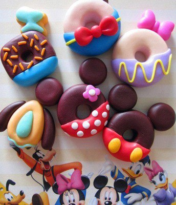 Disney and Doughnuts