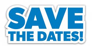 PTA Upcoming Dates