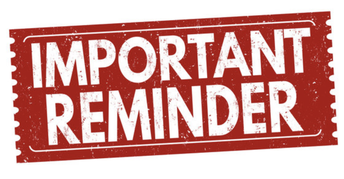 Friday, March 5 - Calendar Reminder