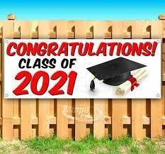 Graduation Yard Signs (Rótulos de graduación)