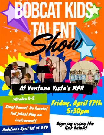 Talent Show at Ventana Vista