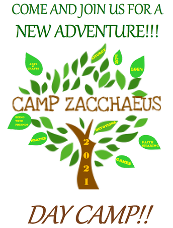 Camp Zacchaeus Is Back--Just Different