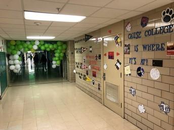 7th Grade Hall
