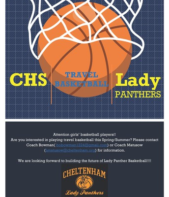 Lady Panthers Travel Basketball