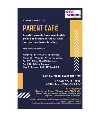 LISD Parent Cafe