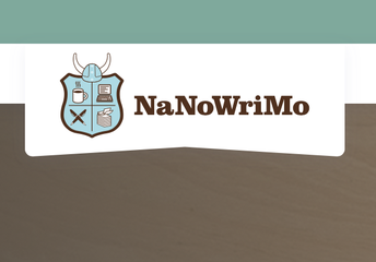 NOVEMBER IS NATIONAL NOVEL WRITING MONTH--CELEBRATE NANOWRIMO!