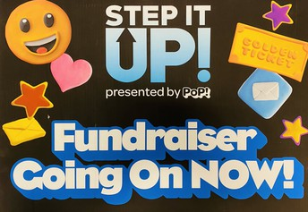 STEP IT UP FUNDRAISER