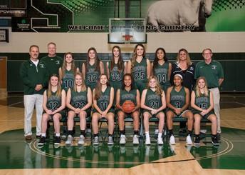 SHS Girls Basketball Advances to 'Elite 8' in State Tournament