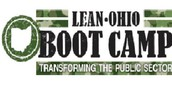 "October 12, 13, 18, 19 - 8:00 a.m. ""Lean Ohio Boot Camp: Transforming the Public Sector"""
