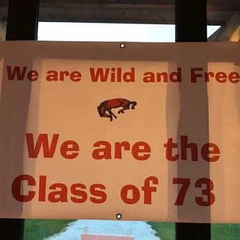Class of '73 Reunion