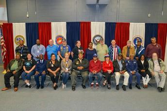 Veteranos de la Fuerza Aérea