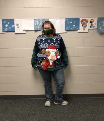 Mrs. Shrank  - 2nd Place Winner!