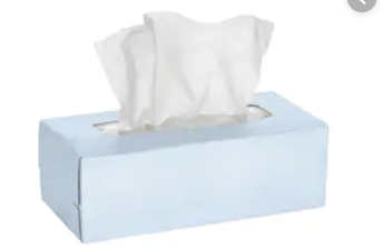 Winter Tissue Drive