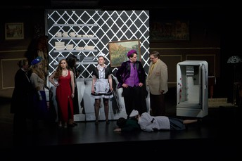 Clue On Stage Image 1