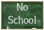 Reminder - No School or Extended Care tomorrow! -  October 6th