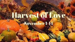 Harvest of love