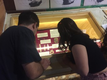 Examining the artifacts