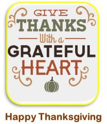 Giving Thanks to our Wonderful Center Cyclones Community