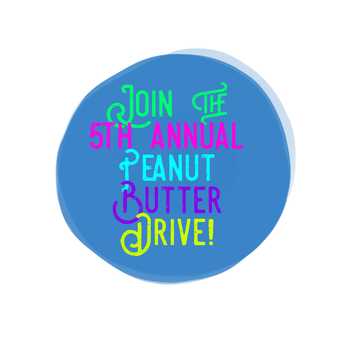 Join the 5th Annual Peanut Butter Drive!