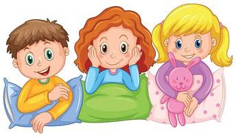 Helping Keep kids cozy