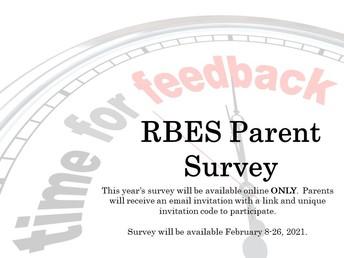 "Encuesta para padres ""RBES"""