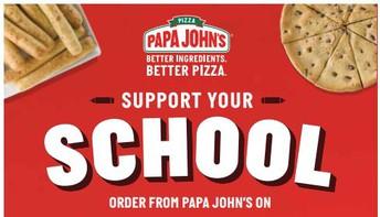 SVE Night At Papa John's Pizza - November 12th