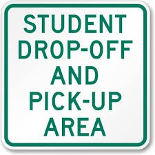 Student Drop off in the AM