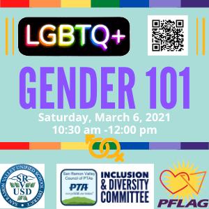 Gender 101 Workshop Recording Available