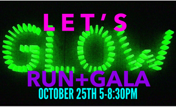 Mill Valley Let's GLOW Run & Gala