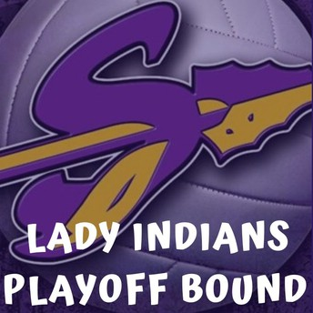 Good Luck, Lady Indians!