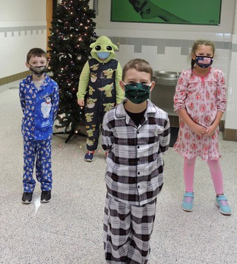 Pajama/Polar Express Day