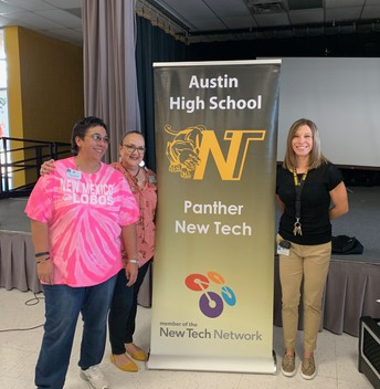 Austin New Tech visits Terrace Hills