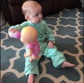 Josie & Her Baby Doll