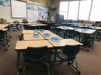 New classroom furniture!