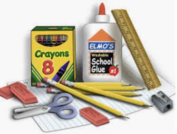 School Supplies Update