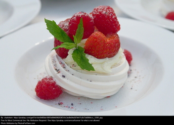 May 21st - National Strawberries and Cream Day!